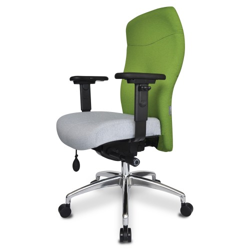 ERGOCUBE C24 ERGONOMIC TASK OFFICE CHAIR