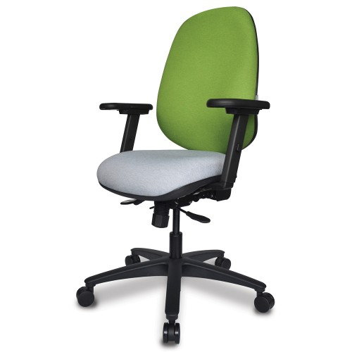 ERGOCUBE C3 SLIM ERGONOMIC TASK CHAIR