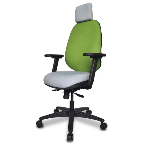 ERGOCUBE C4 ERGONOMIC TASK OFFICE CHAIR