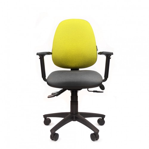 ERGOCUBE GOOD POSTURE 100 PETITE ERGONOMIC OFFICE CHAIR