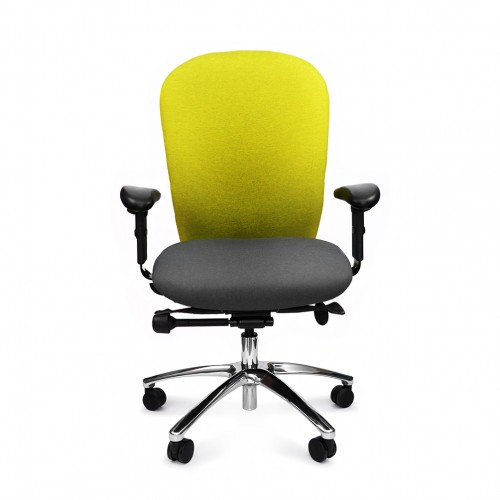 ERGOCUBE GOOD POSTURE 240 HEAVY DUTY ERGONOMIC OFFICE CHAIR