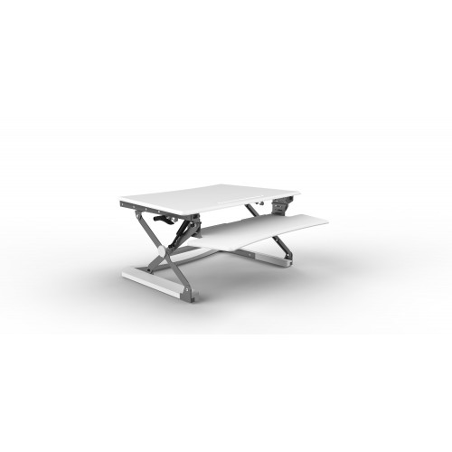 X-Desk Sit Stand workstation
